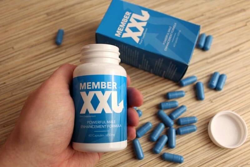 Member XXL - Összetétel