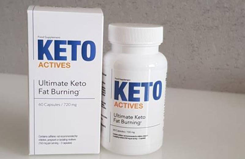 Hogyan is hat a Keto Actives