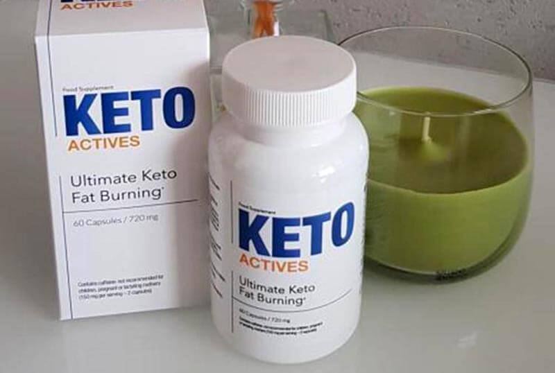 Mi is a Keto Actives