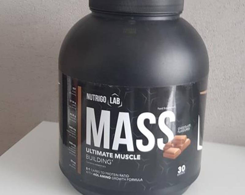 Mi is a Nutrigo Lab Mass