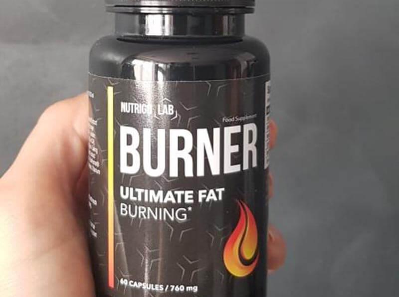 Mi is a Nutrigo Lab Burner