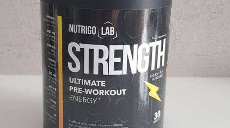 Mi is a Nutrigo Lab Strength