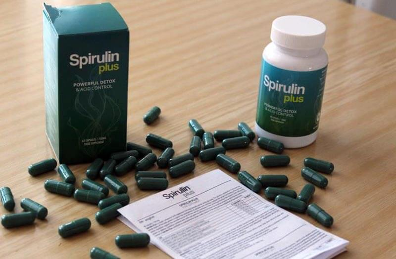 Mi is a Spirulin Plus