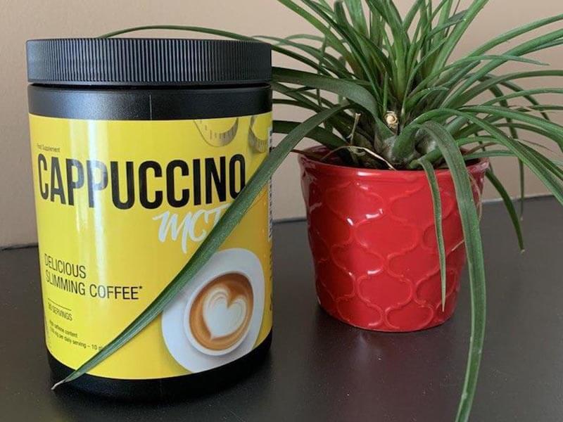 Cappuccino MCT összetétele